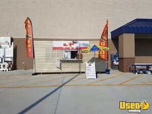 2016 Food Concession Trailer Kitchen Food Trailer Air Conditioning Florida for Sale