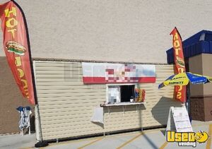 2016 Food Concession Trailer Kitchen Food Trailer Concession Window Florida for Sale