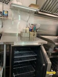 2016 Food Concession Trailer Kitchen Food Trailer Exhaust Hood Montana for Sale
