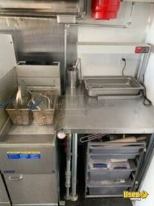 2016 Food Concession Trailer Kitchen Food Trailer Fryer Montana for Sale