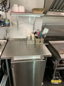 2016 Food Concession Trailer Kitchen Food Trailer Grease Trap Montana for Sale