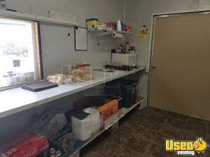 2016 Food Concession Trailer Kitchen Food Trailer Ice Bin Florida for Sale