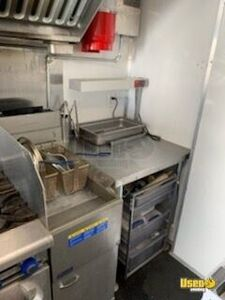 2016 Food Concession Trailer Kitchen Food Trailer Prep Station Cooler Montana for Sale