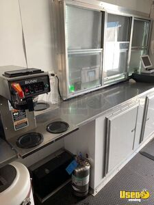 2016 Food Concession Trailer Kitchen Food Trailer Refrigerator Montana for Sale