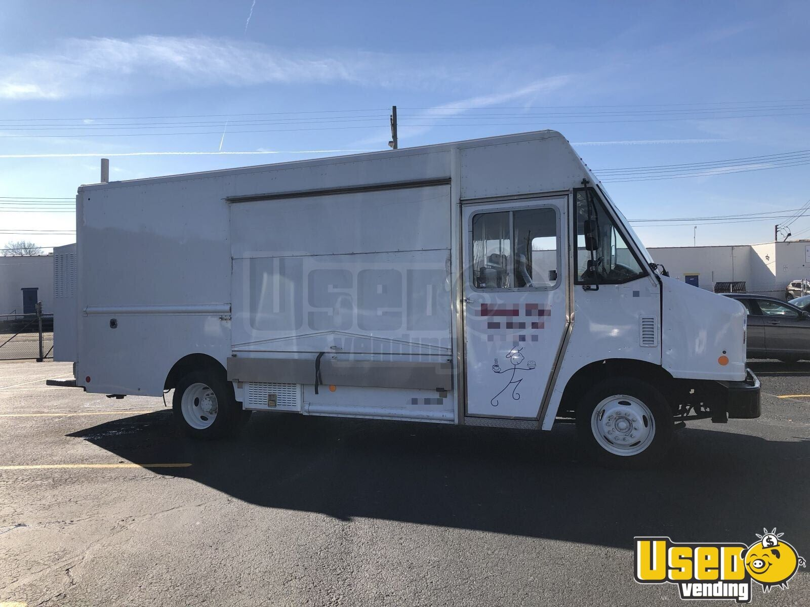2016 Ford F550 All-purpose Food Truck Air Conditioning Kentucky Gas Engine for Sale - 2