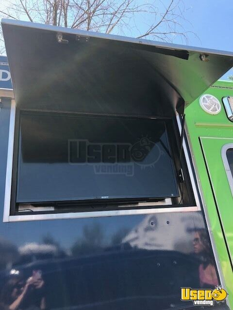 2016 Ford F59 All-purpose Food Truck Concession Window Colorado Gas Engine for Sale - 3