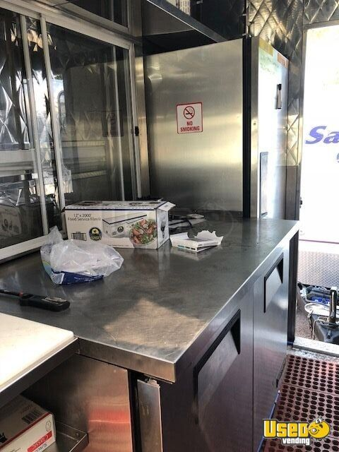 2016 Ford F59 All-purpose Food Truck Removable Trailer Hitch Colorado Gas Engine for Sale - 4