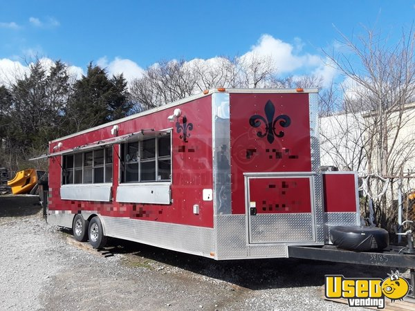 2016 Freedom Trailer 85x Concession Trailer Tennessee for Sale