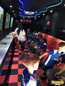 2016 Games On Wheels Usa Party / Gaming Trailer Interior Lighting Florida for Sale