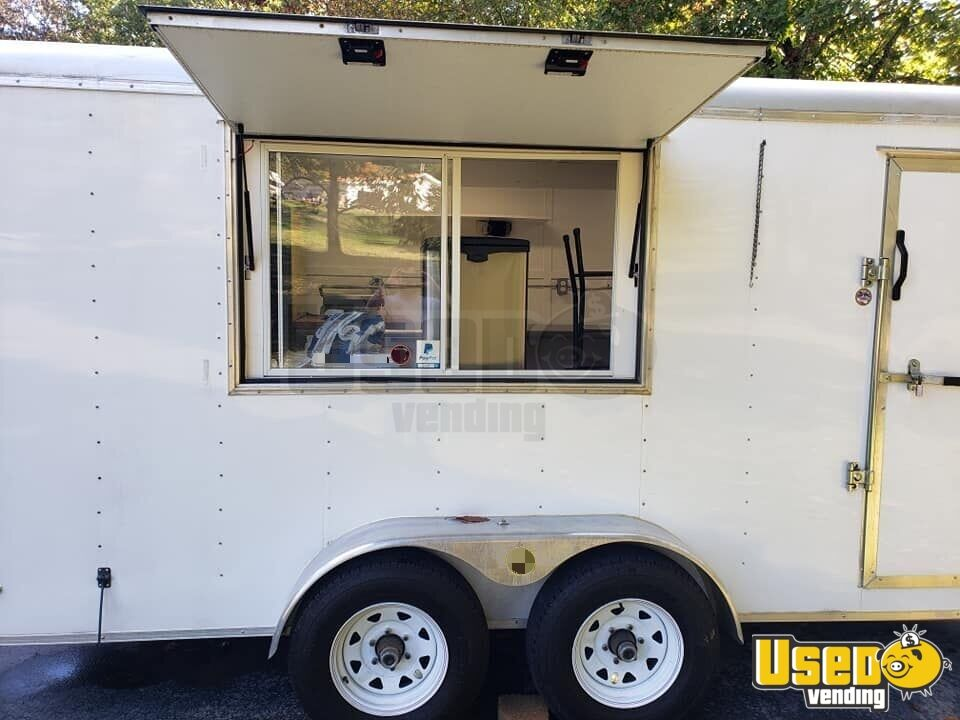 2016 Gatormade Concession Trailer Air Conditioning Kentucky for Sale - 2