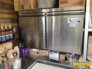 2016 Gorilla Beverage - Coffee Trailer Fresh Water Tank Washington for Sale