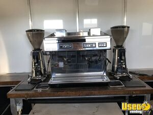 2016 Gorilla Beverage - Coffee Trailer Work Table Washington for Sale