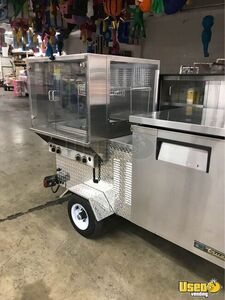 2016 Hot Dog Food Vending Concession Cart Food Cart Propane Tanks Colorado for Sale