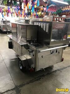 2016 Hot Dog Food Vending Concession Cart Food Cart Refrigeration Colorado for Sale