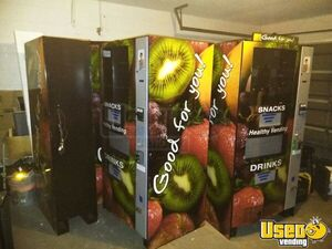 2016 Hy 900 Healthy You Vending Combo 2 Florida for Sale