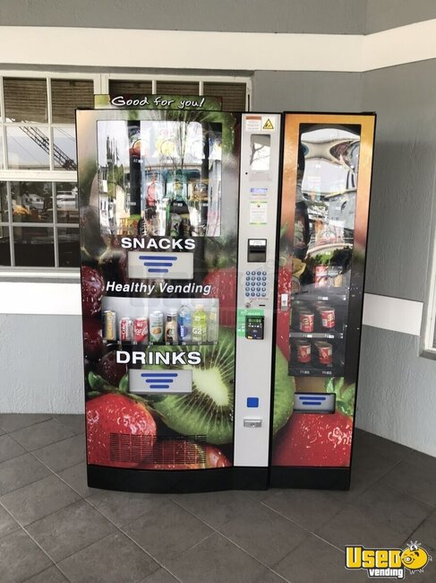 2016 Hy900 Healthy You Vending Combo Florida for Sale