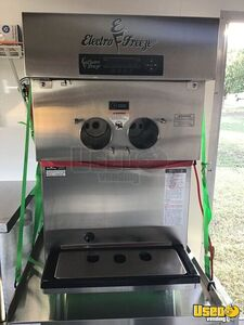 2016 Ice Cream Concession Trailer Ice Cream Trailer Hand-washing Sink Texas for Sale