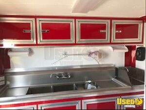 2016 Ice Cream Concession Trailer Ice Cream Trailer Work Table Texas for Sale