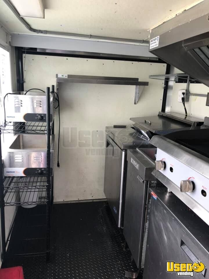 2016 Kitchen Food Trailer Chargrill Tennessee for Sale - 7