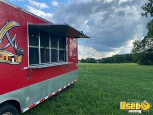 2016 Kitchen Food Trailer Concession Trailer Cabinets Kentucky for Sale