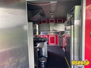 2016 Kitchen Food Trailer Concession Trailer Diamond Plated Aluminum Flooring Kentucky for Sale