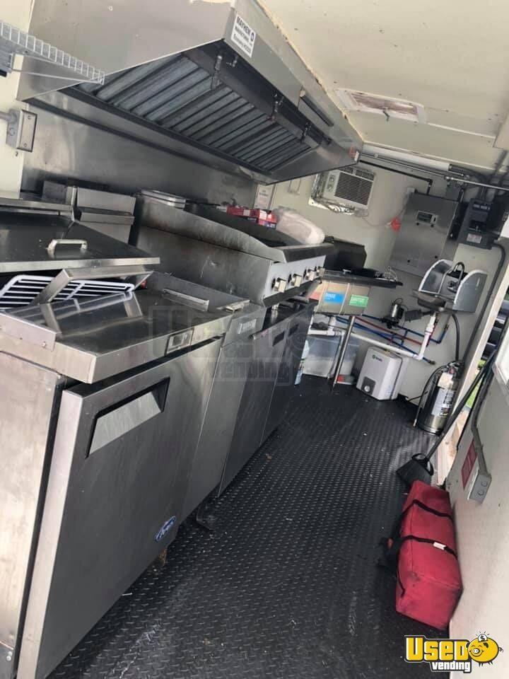 2016 Kitchen Food Trailer Convection Oven Tennessee for Sale - 6