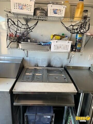 2016 Lark Kitchen Food Trailer Pro Fire Suppression System Montana for Sale - 23