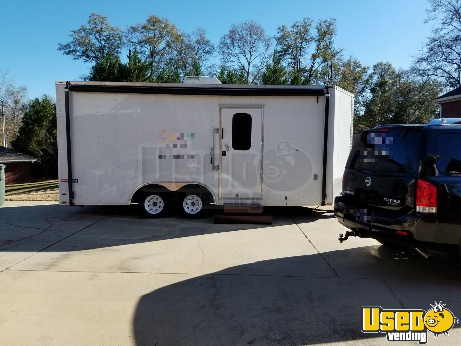 2016 Lark Mobile Boutique Truck Air Conditioning Alabama for Sale - 2