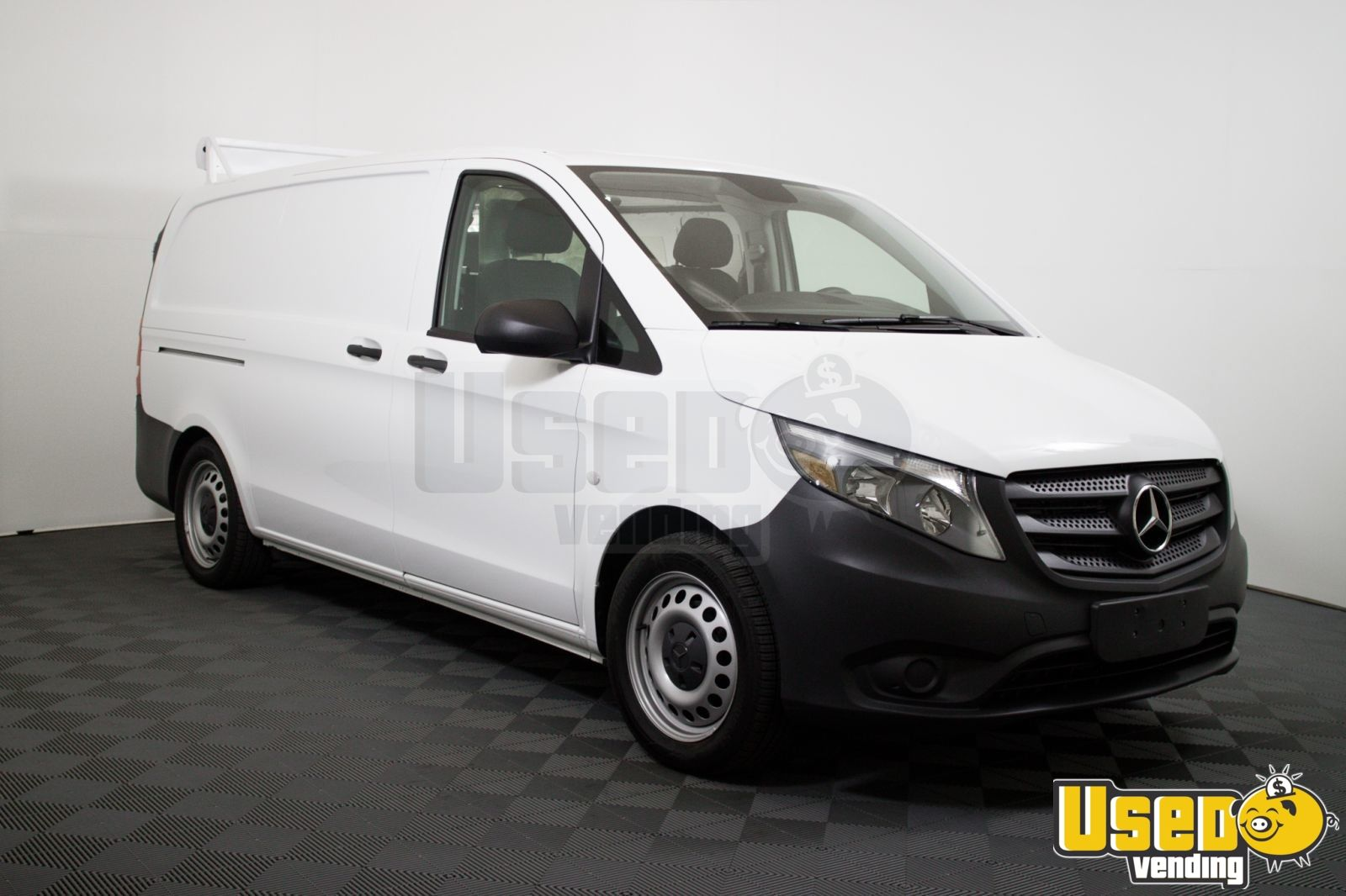 2016 Mercedes Benz Metris Coffee Truck Air Conditioning Colorado Gas Engine for Sale - 2