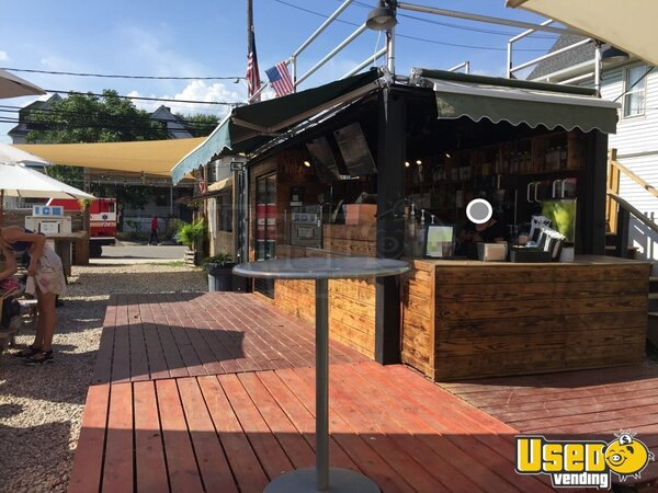2016 Mobile Beverage Unit Beverage - Coffee Trailer Awning New York for Sale
