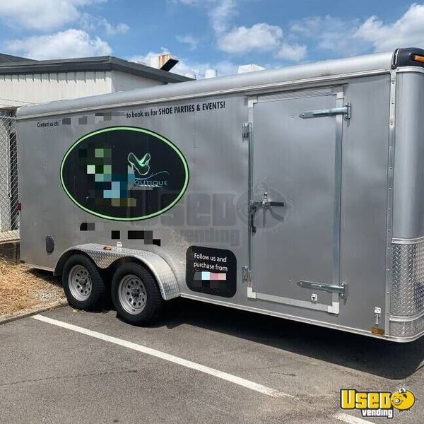 2016 Mobile Boutique Trailer Kentucky for Sale