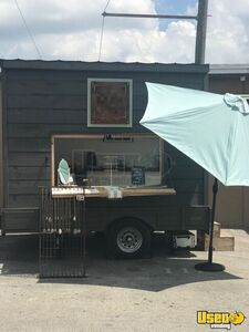 2016 Mobile Boutique Truck Concession Window Tennessee for Sale