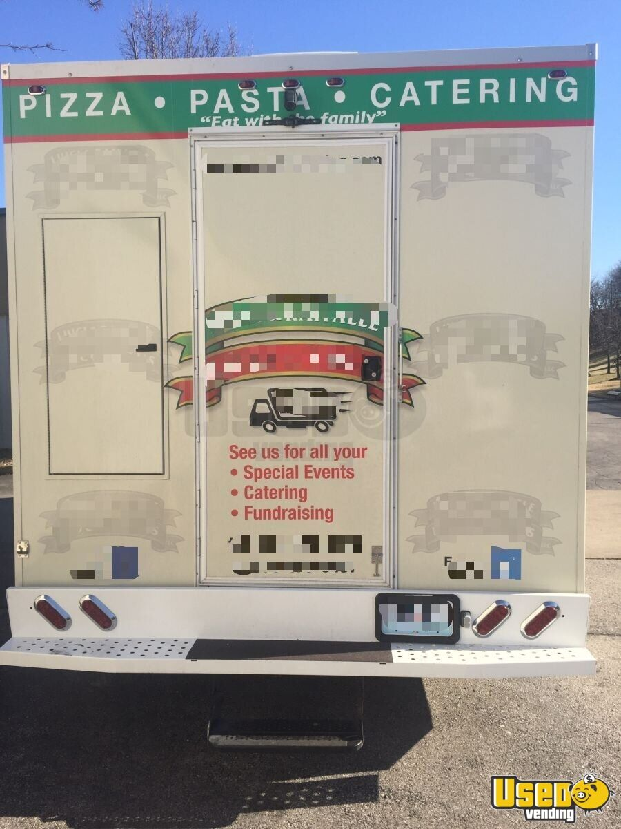 2016 Npr Hd Pizza Food Truck Pizza Food Truck Air Conditioning Missouri Diesel Engine for Sale - 2