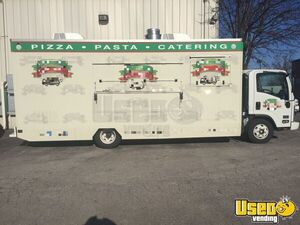 2016 Npr Hd Pizza Food Truck Pizza Food Truck Insulated Walls Missouri Diesel Engine for Sale