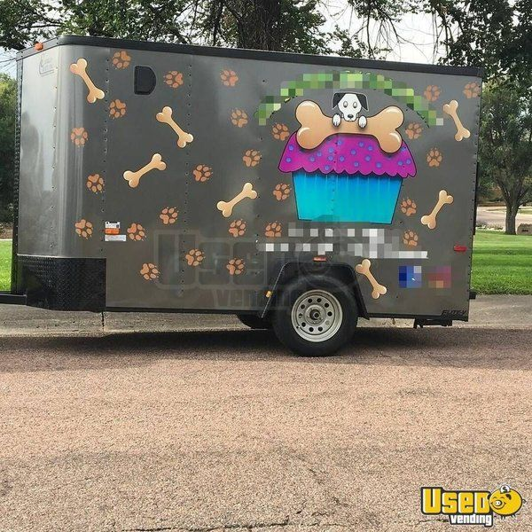 2016 TURNKEY Mobile Dog Treat Marketing Trailer Business for Sale in Colorado!!!