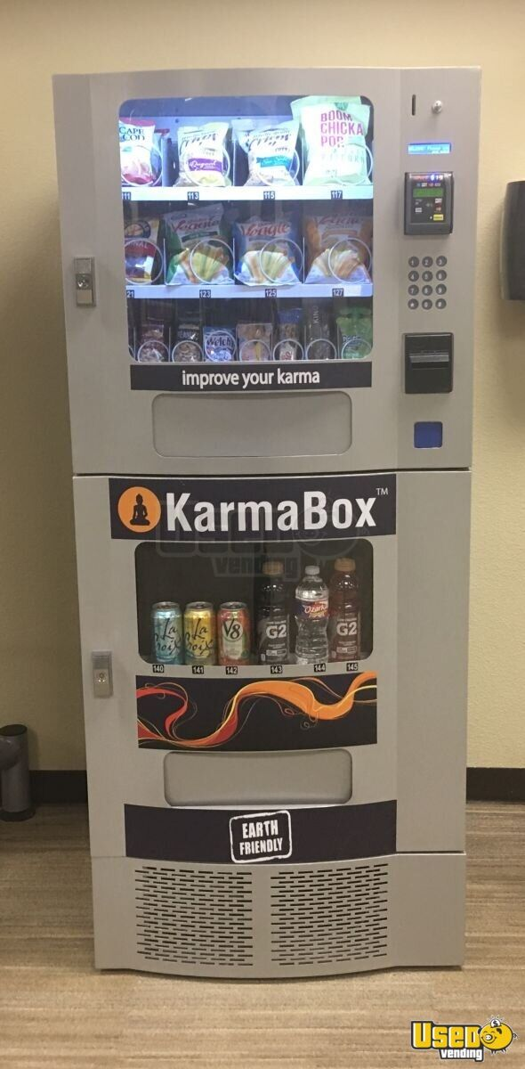 "Trucks For Sale San Antonio >> Seaga ""KarmaBox"" Healthy Vending 
