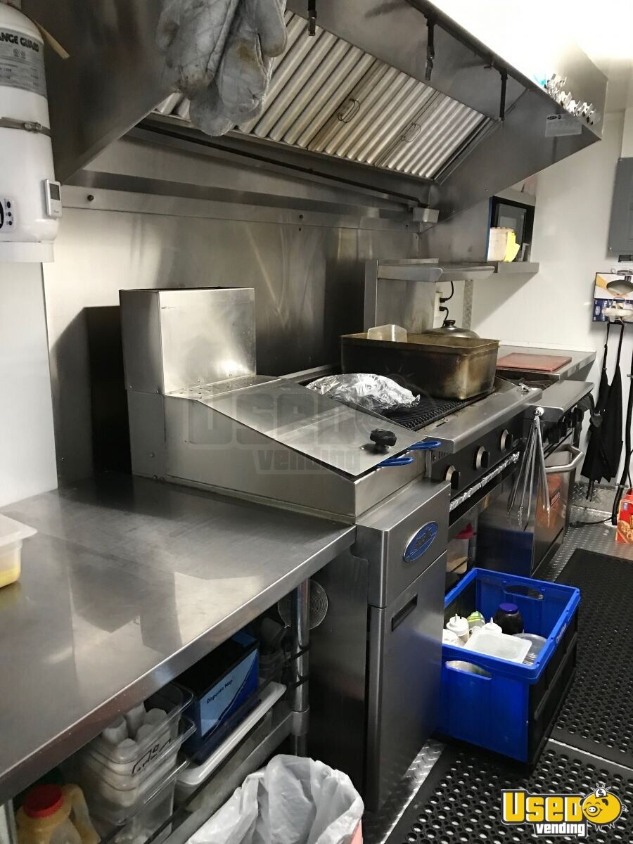 2016 Wwt Mk-106 Kitchen Food Trailer Air Conditioning California for Sale - 2