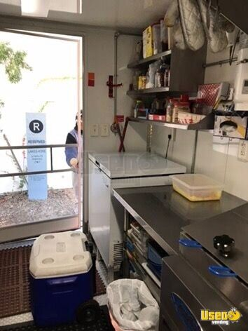 2016 Wwt Mk-106 Kitchen Food Trailer Cabinets California for Sale - 4