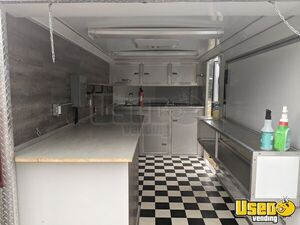 2017 126 Concession Trailer Concession Trailer Cabinets Tennessee for Sale