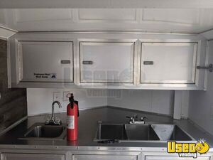2017 126 Concession Trailer Concession Trailer Fire Extinguisher Tennessee for Sale
