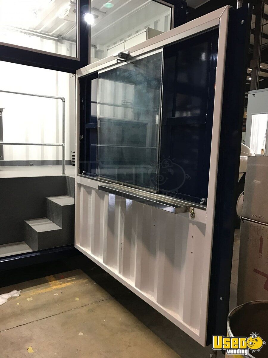 2017 2008 Hino 268 Food Truck Cabinets Illinois Diesel Engine for Sale - 4