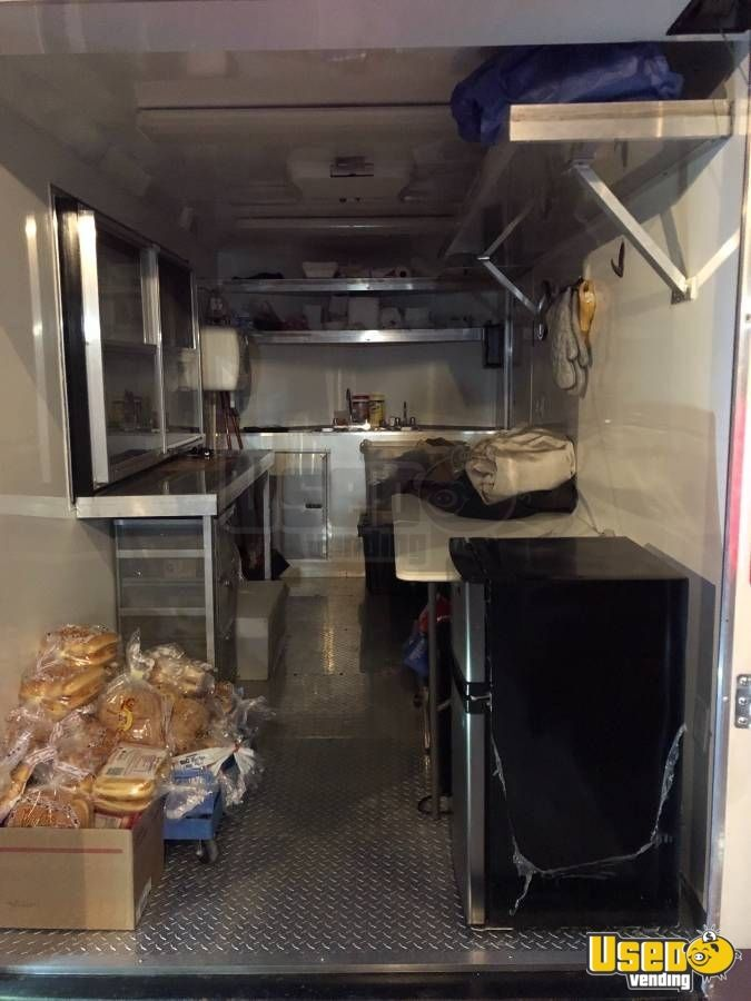 2017 2017 Freedom All-purpose Food Trailer Exterior Customer Counter Tennessee for Sale - 5
