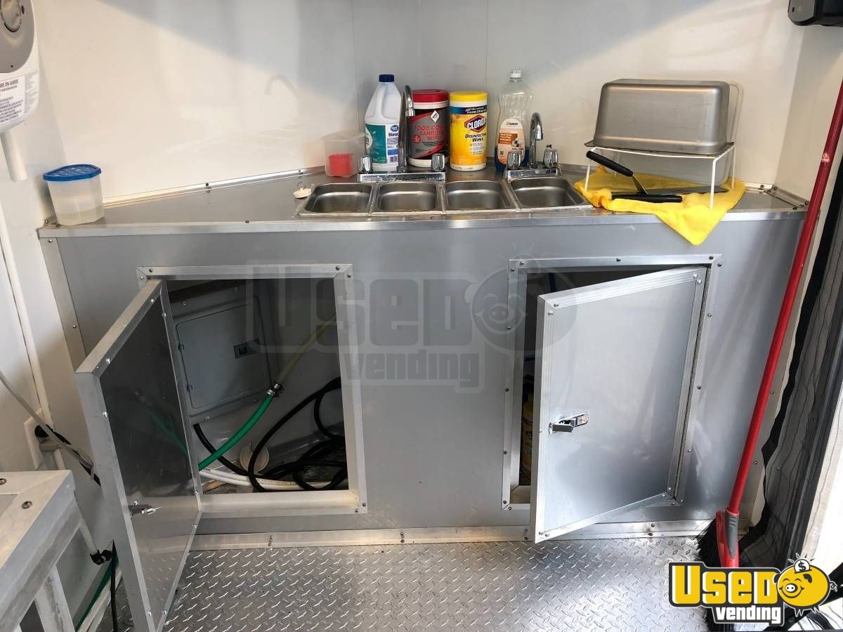 2017 2017 Freedom All-purpose Food Trailer Hot Water Heater Tennessee for Sale - 10