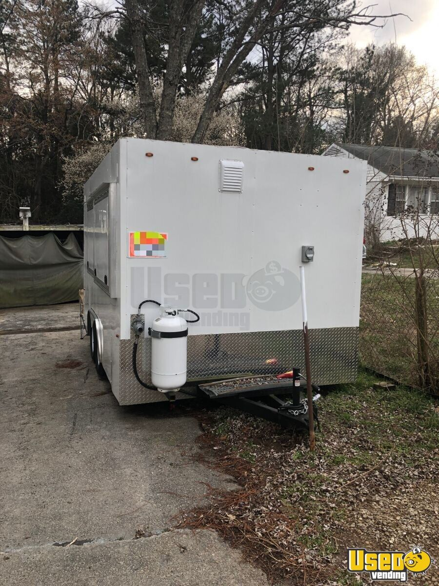 2017 All-purpose Food Trailer Cabinets North Carolina Diesel Engine for Sale - 5