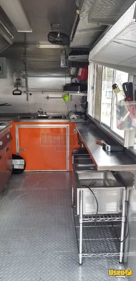2017 All-purpose Food Trailer Concession Window Pennsylvania for Sale - 3