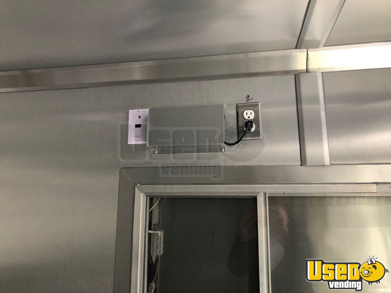 2017 All-purpose Food Trailer Exhaust Hood North Carolina Diesel Engine for Sale - 21