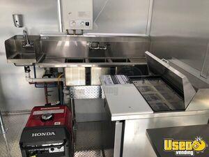 2017 All-purpose Food Trailer Insulated Walls North Carolina Diesel Engine for Sale