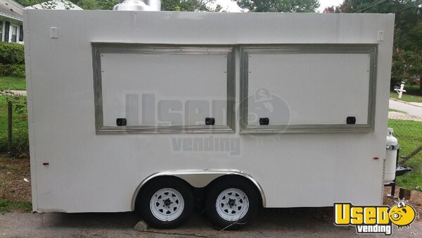 2017 All-purpose Food Trailer North Carolina Diesel Engine for Sale