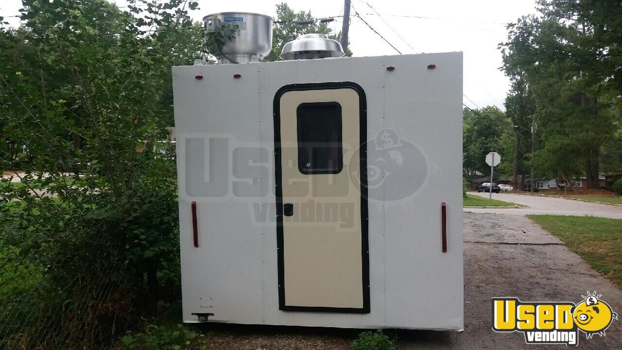 2017 All-purpose Food Trailer Spare Tire North Carolina Diesel Engine for Sale - 3