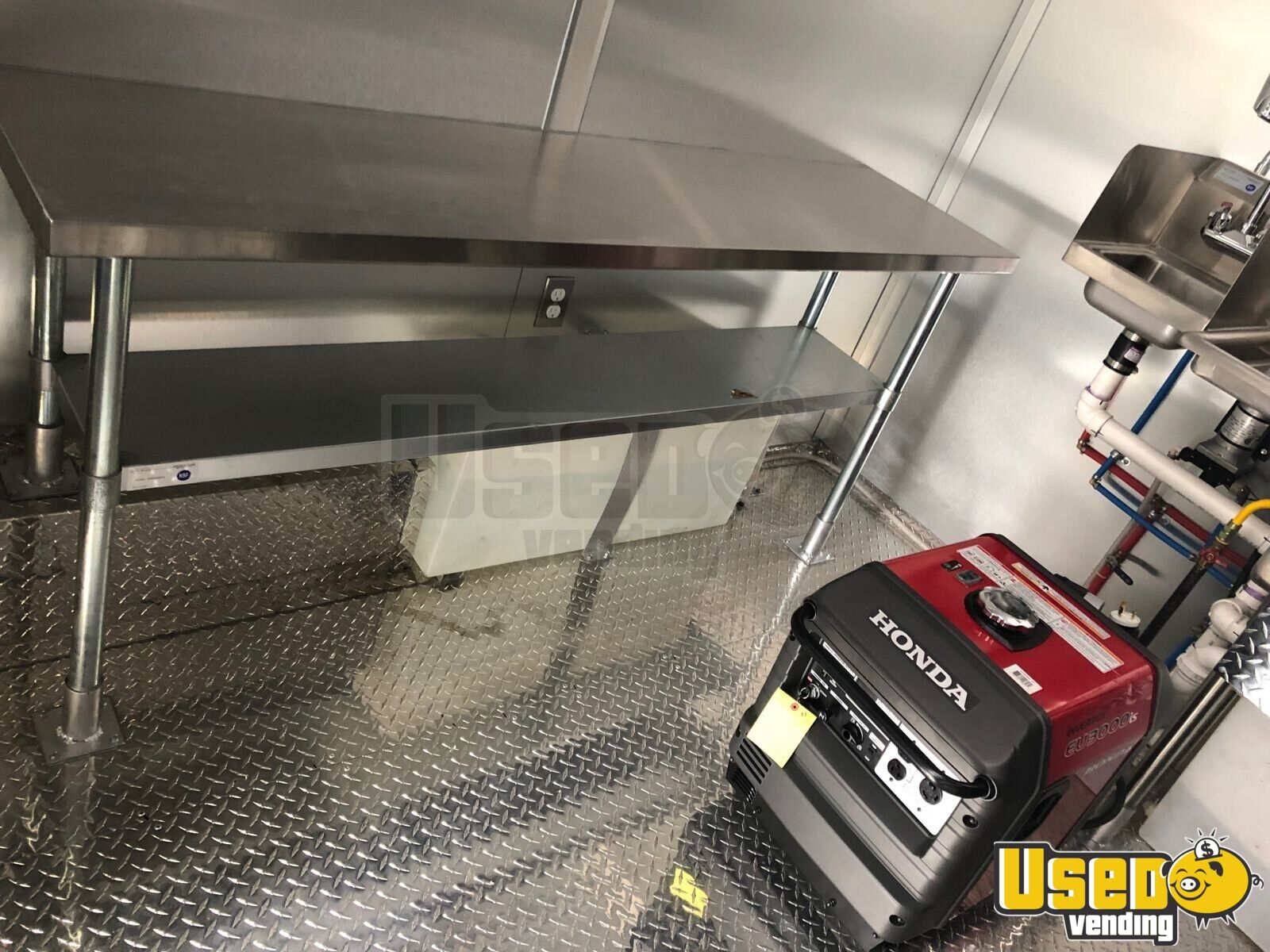 2017 All-purpose Food Trailer Stovetop North Carolina Diesel Engine for Sale - 18